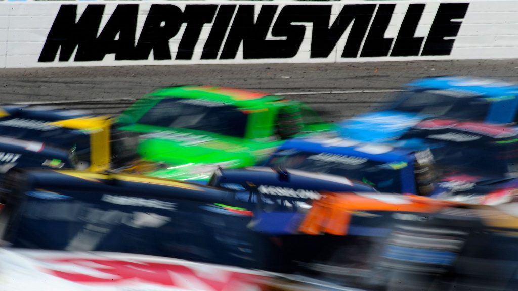 5 drivers penalized ahead of Cup Series race at Martinsville