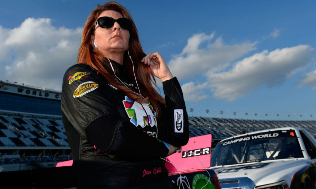 """Jo Cobb Feels Betrayed By NASCAR - """"To give so much & (what) this sport has given to me?"""""""