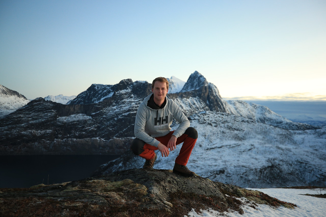 Natural High Piet van den Bemd Arctic Explorer