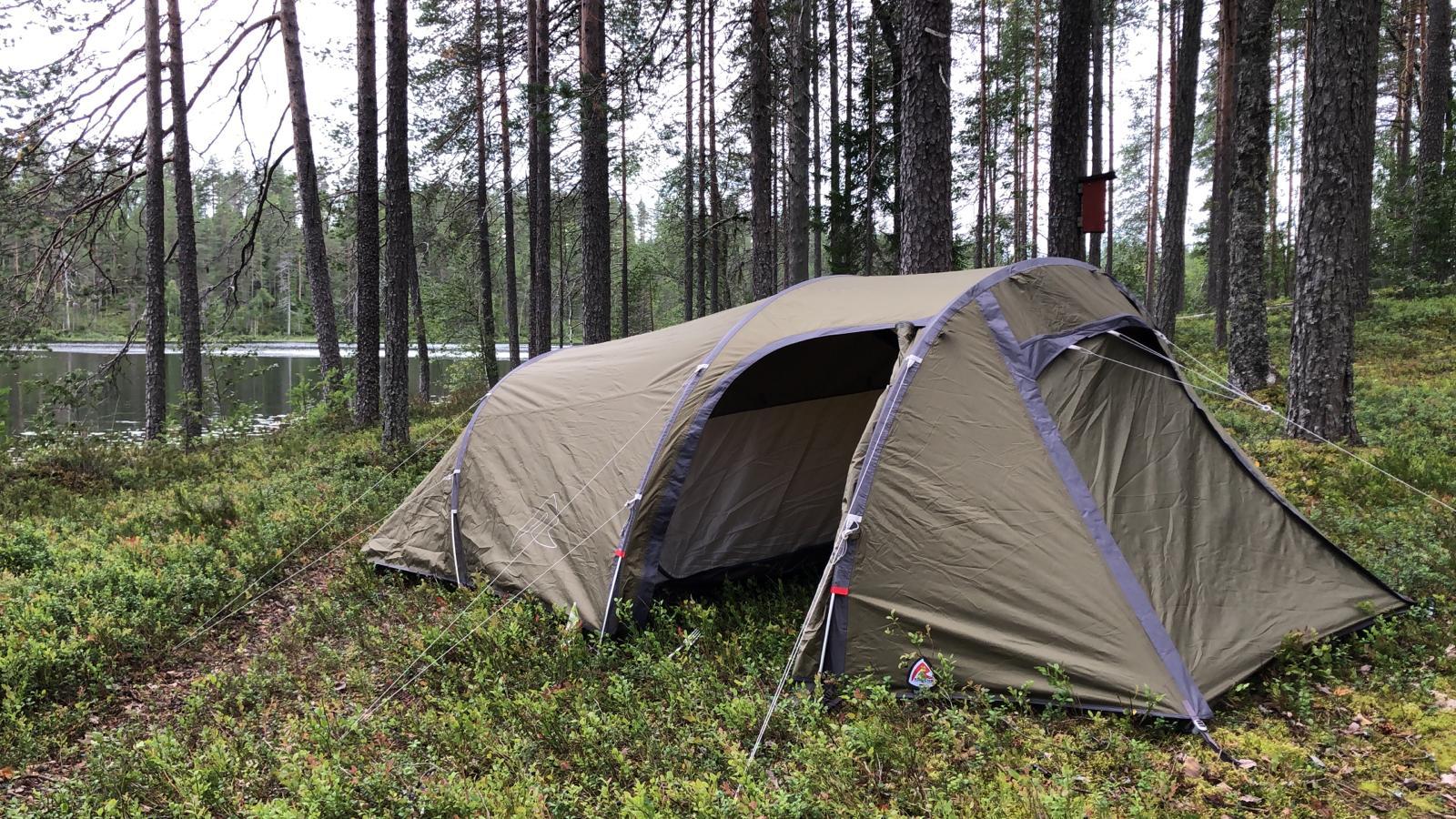Outdoor Camping Natural High