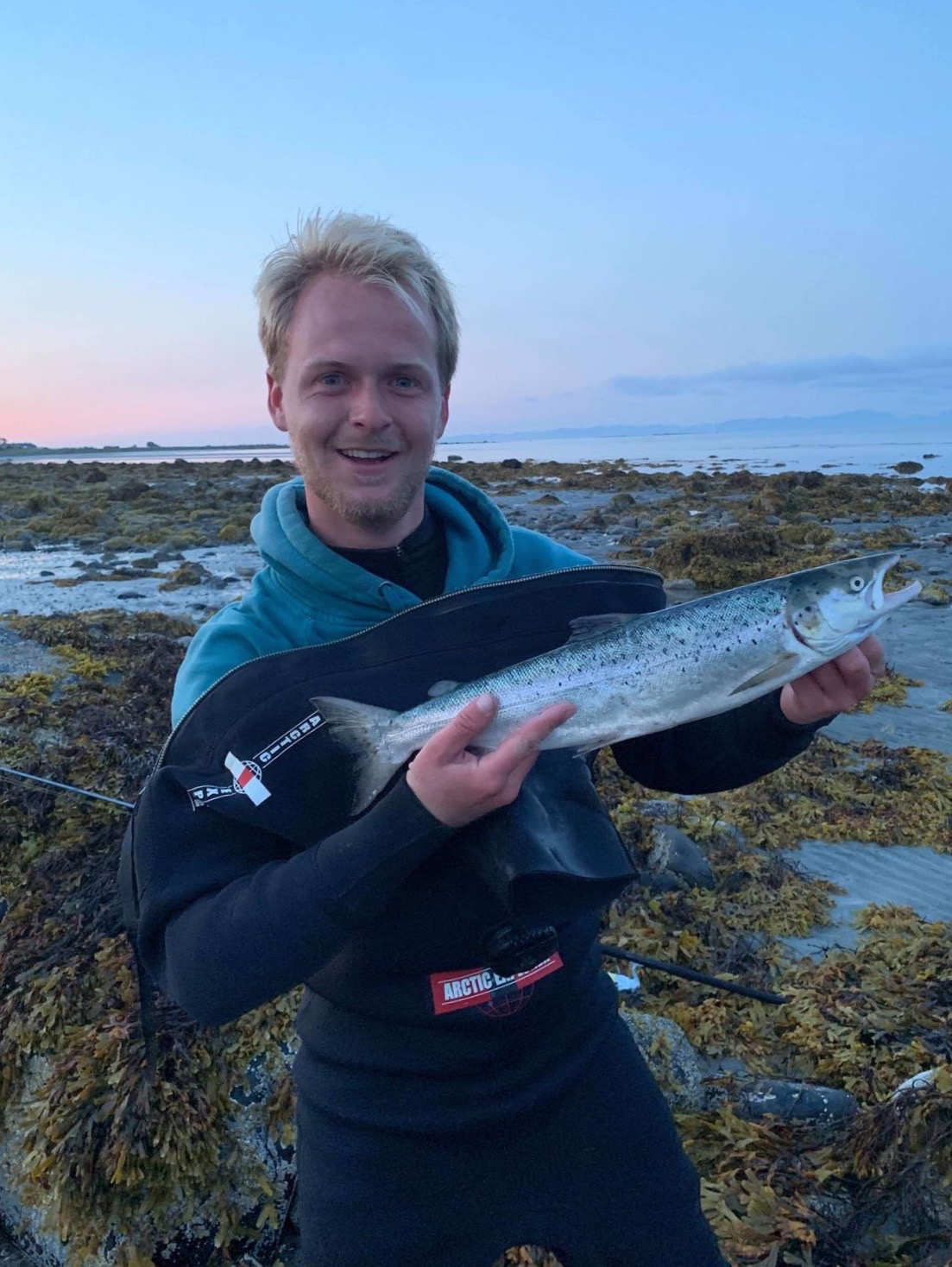 Fishing Tours Arctic Salmon full circle unlimited tours Norway Sweden Finnature