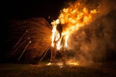 Burning Phoenix 2016 - Fire Show
