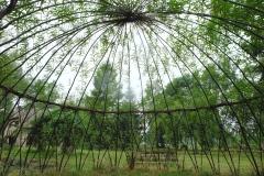 Inside the dome op Elixir Festival