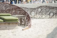 Gevlochten Lounge