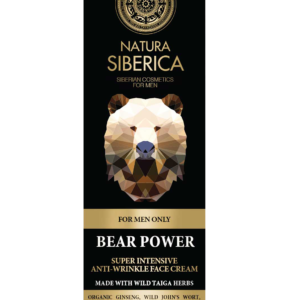 Bear Power Ansigtscreme Anti-rynke