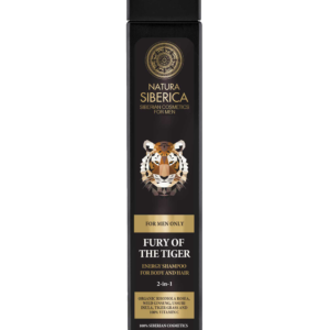 Fury Of The Tiger Shampoo krop/hår