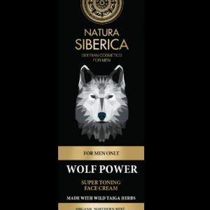 Wolf Power Ansigtscreme