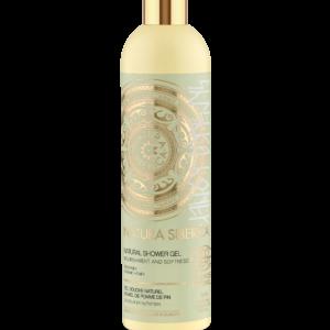 Shishka Honey Shower Gel