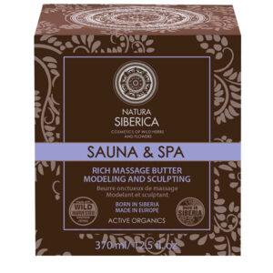 Sauna & Spa Massage Butter