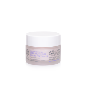 SOS Soothing Night Face Mask