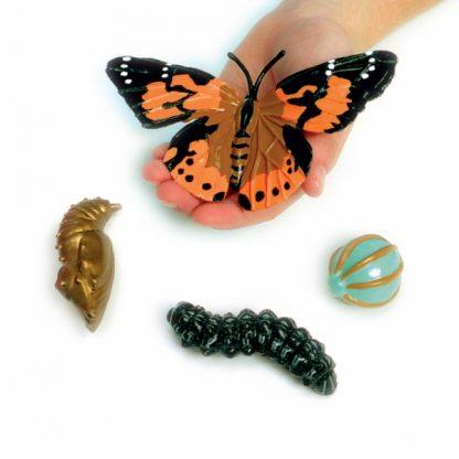 Modell fjäril