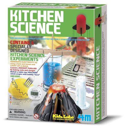 Experimentera i köket