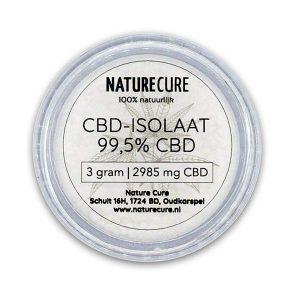 Nature Cure Cbd Isolate 3 Gram