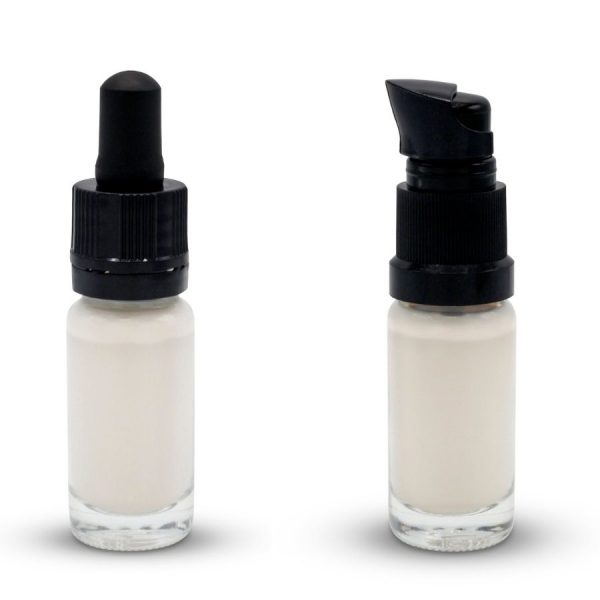 white label cbd water soluble pipette and pomp