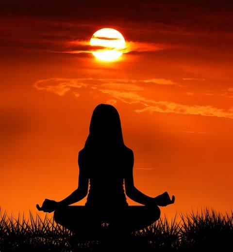 Yoga øvelser mod angst