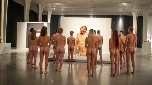 Een naakt bezoek in Musée de La Boverie in Luik… who's in?