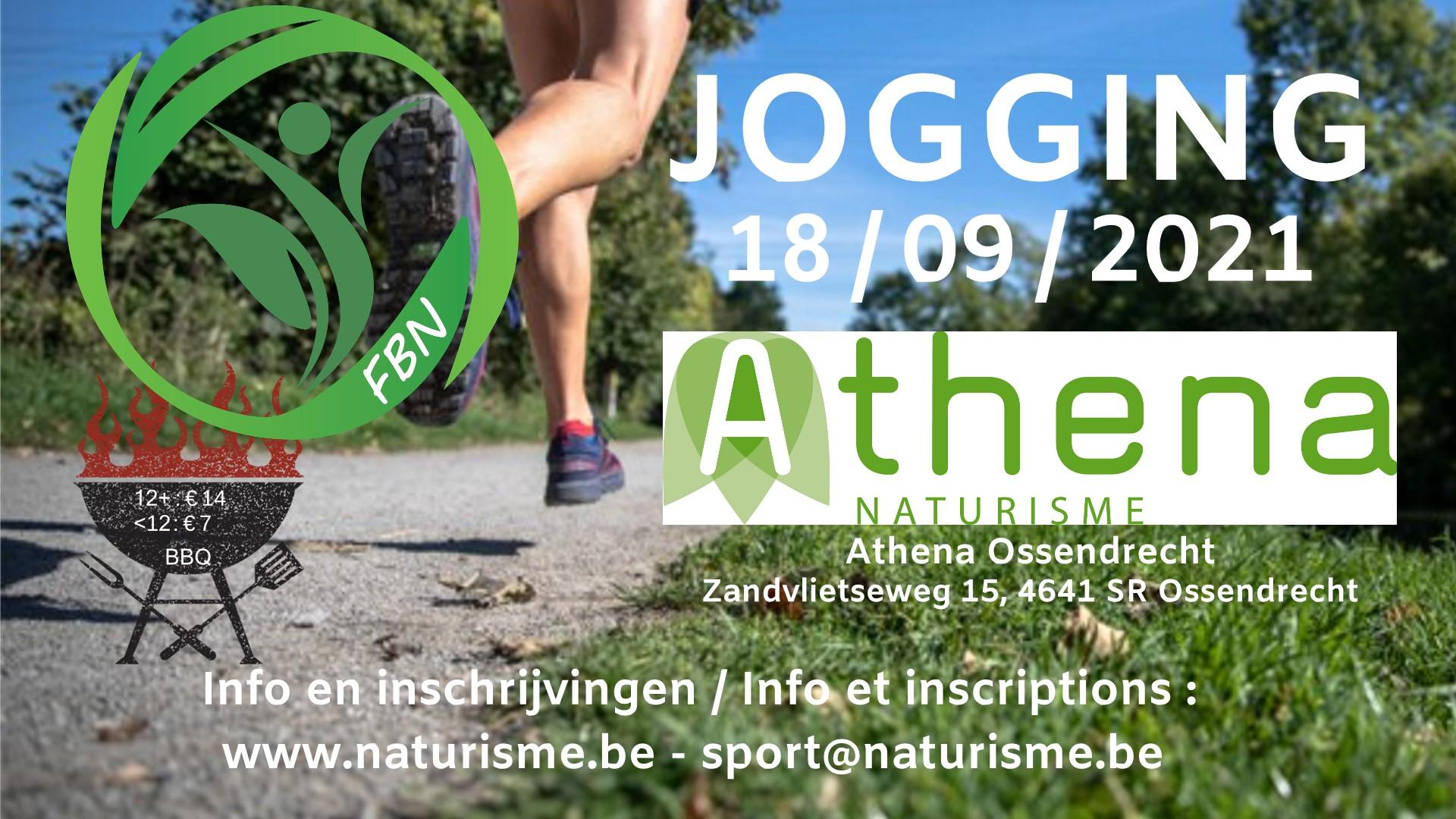 FBN Jogging te Athena Ossendrecht