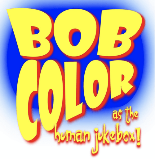 Bob Color: Human Jukebox op Athena Le Perron