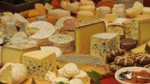 Athena Helios: Kaasavond / Soirée fromage