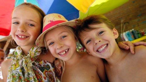 Kids-week op Athena Ossendrecht