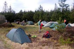 Jubitur-3.-Lejrpladsen-Trotylsøen-i-Gludsted-Plantage