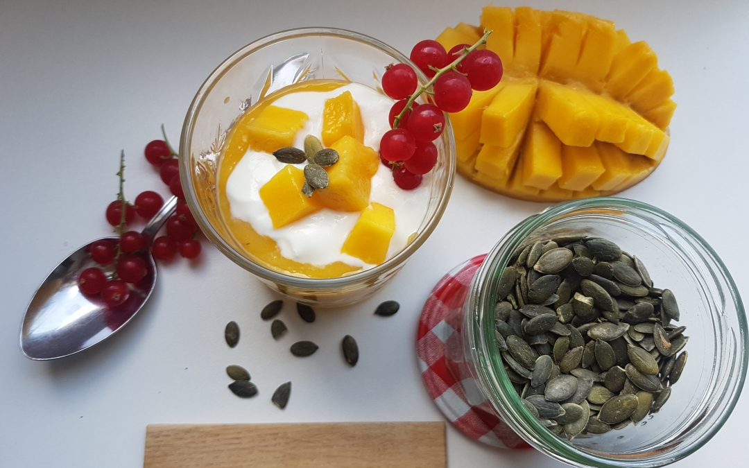 Gerda's smoothe mango
