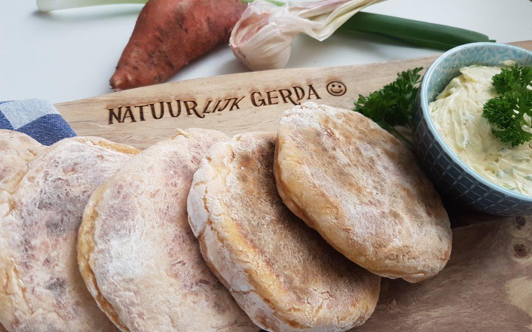 Gerda's bolo de caco van Madeira