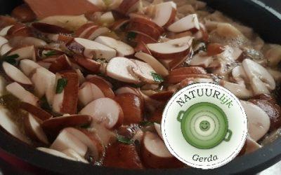 Gerda's herfstige paddestoelensoep – een boost voor je gezondheid