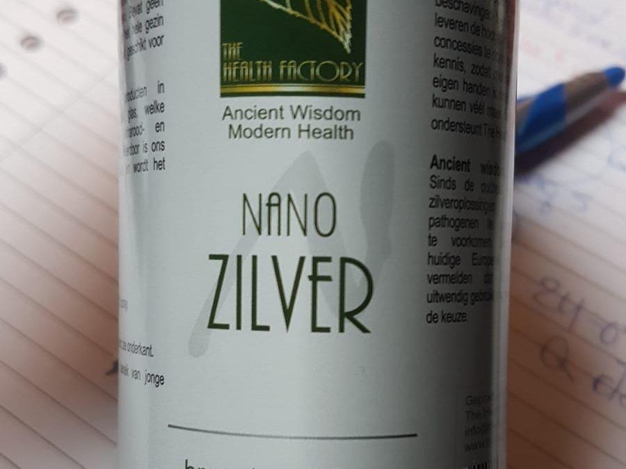 Nano zilver tegen verrot amalgaan
