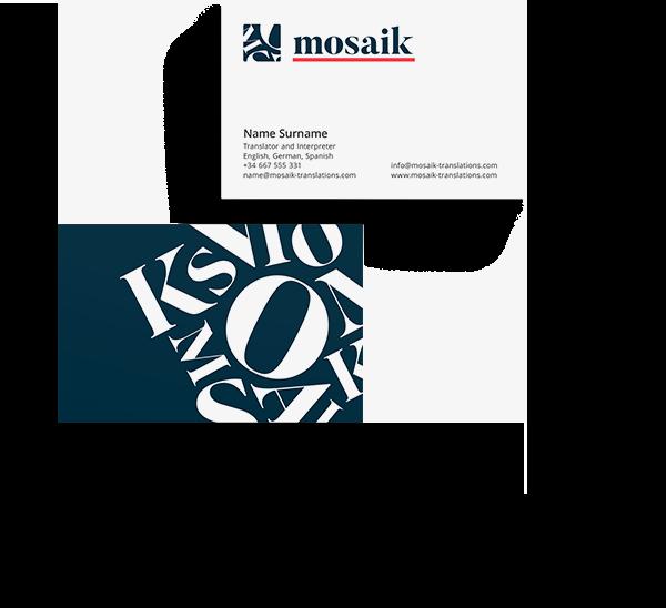 Logotyp och grafisk profil