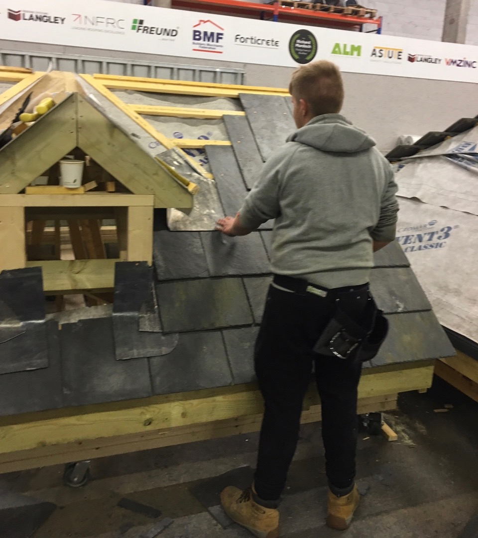 Gallery Roofing Course National Construction Training