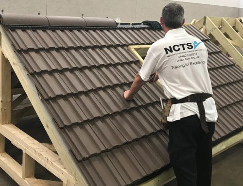 NCTS are proud to announce our partnership with Master Roofers