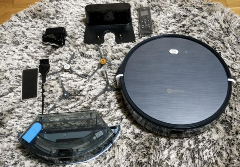 Neatsvor X500 Robotstøvsuger (BEST PRIS) photo review