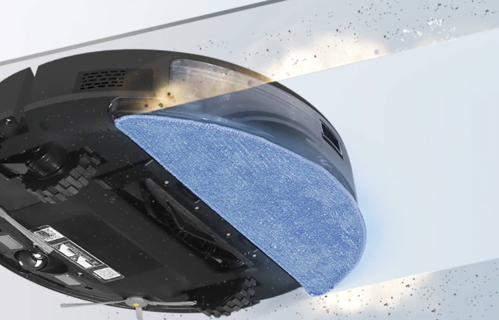 Neatsvor x600 Robotstøvsuger med vask