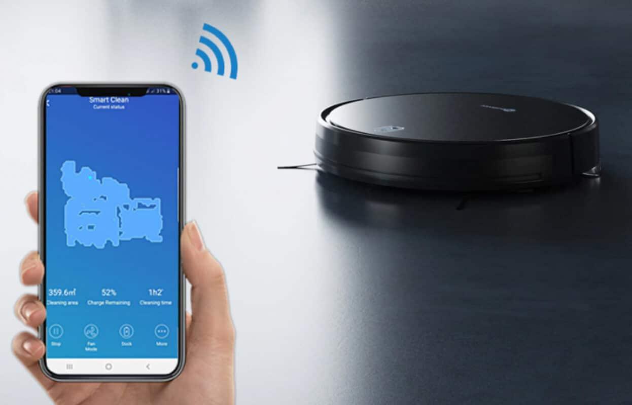 Robotstøvsuger Neatsvor x520 App