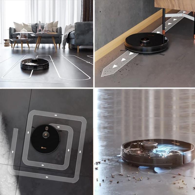 Robotstøvsuger Neatsvor x600 Pro med vask