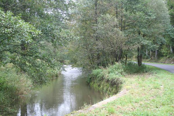 brisy wandeling rivier