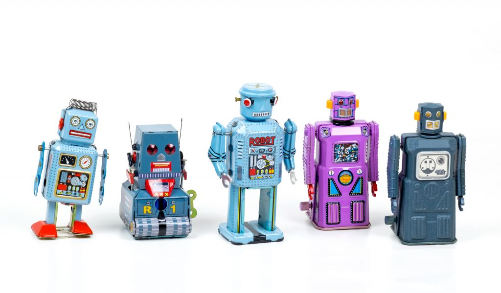Das sind keine Boston Dynamics Roboter
