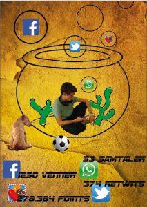 Plakat-Unsocial world