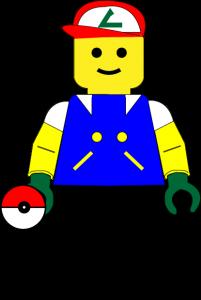 Legomand-nova Pokemon