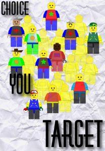 Plakat-target