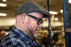 TV kokken Claus Holm besøger Kvickly i Grindsted 15-12-2017