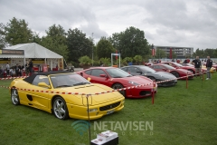 Ferrari Dage i Legoland - 19. august 2018