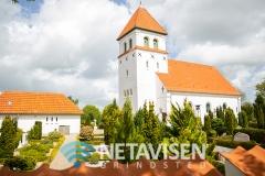 Stenderup Kirke - Foto: René Lind Gammelmark