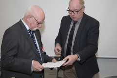 Jens Peter Nielsen og Martin Madsen - Foto: René Lind Gammelmark