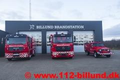 Nytårsparole 2017 Billund Brandstation