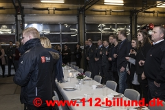 Nytårsparolen Falck Brandstation Grindsted 29.december 2017