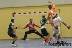 Skjern håndbold vs Lemvig-Thyborøn i Vorbasse Fritidscenter17-8-2017