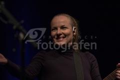 Julekoncert med Søs Fenger i Magion Grindsted 15. december 2017