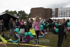 Åbning af Trekantområdets Festuge i Billund 24. august 2018